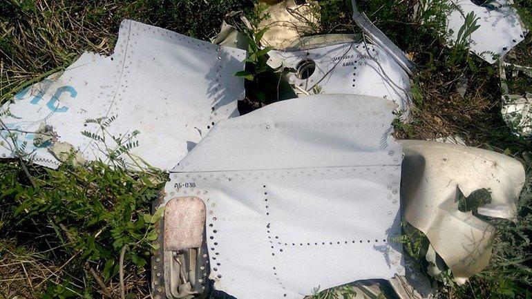 Сбитый беспилотник вел разведку позиций украинских войск - фото 1