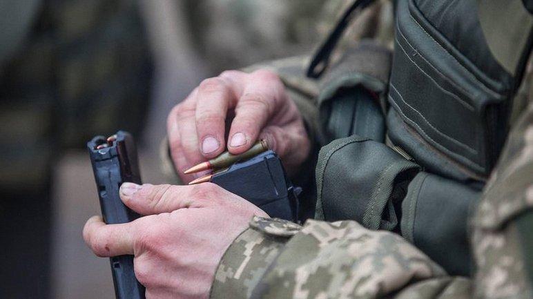 На территории воинской части в Ровно погиб контрактник - фото 1
