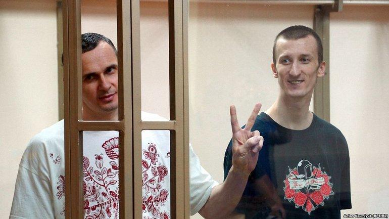 Кольченко и Сенцова незаконно судила РФ - фото 1