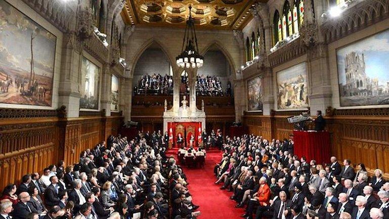 В парламенте Канады недовольны действиями Кабмина - фото 1