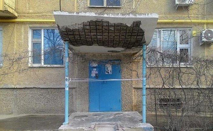 Девочка, которую привалило бетонным перекрытием, умерла - фото 1