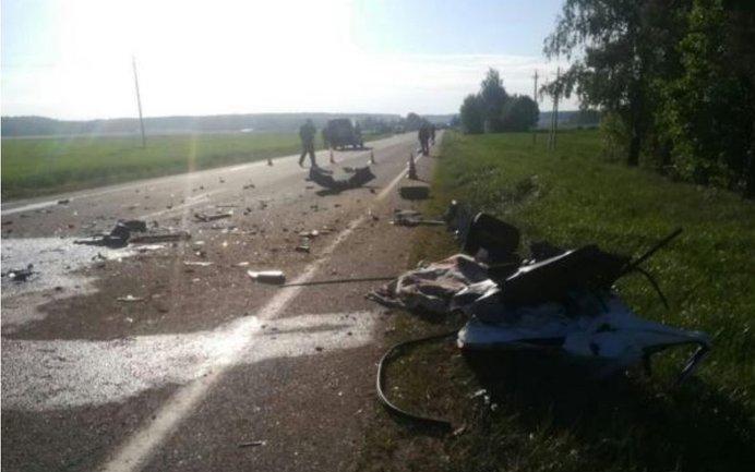 ДТП с украинской футбольной командой в Беларуси: двое детей в тяжелом состоянии - фото 1