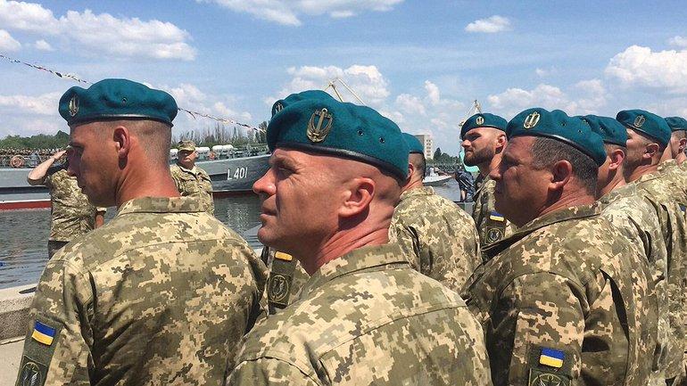 В Украине установили новый День морпеха - фото 1