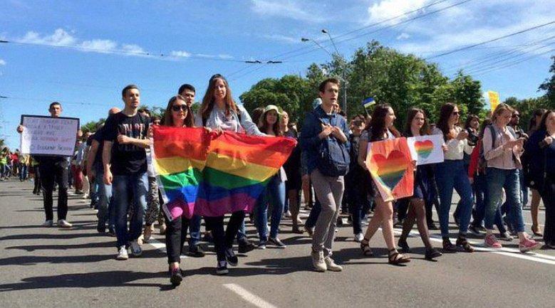 Марша равенства состоится в Киеве 17 июня - фото 1