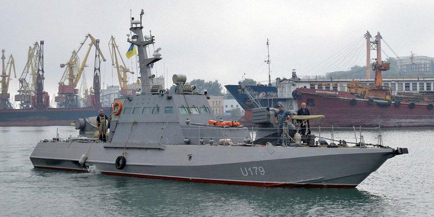 ВМС Украины закрывают доступ гражданским судам в Азовском море - фото 1