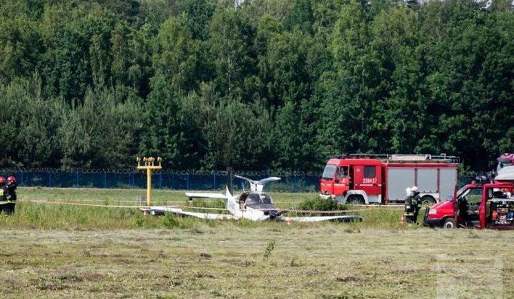 Депутат от Радикальной партии пострадал в авиакатастрофе в Польше - фото 1