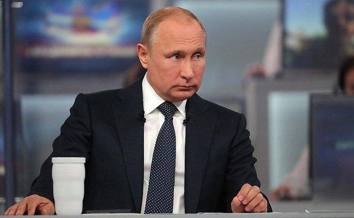 Путин угрожает Украине - фото 1