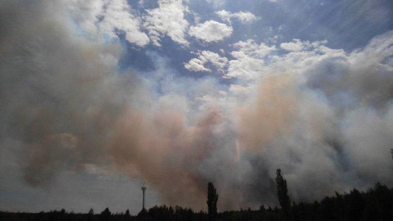 Пожар у ЧАЭС ликвидирован - фото 1