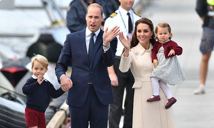 Принц Уильям и Кейт Миддлтон наняли для своего сына охрану - фото 1