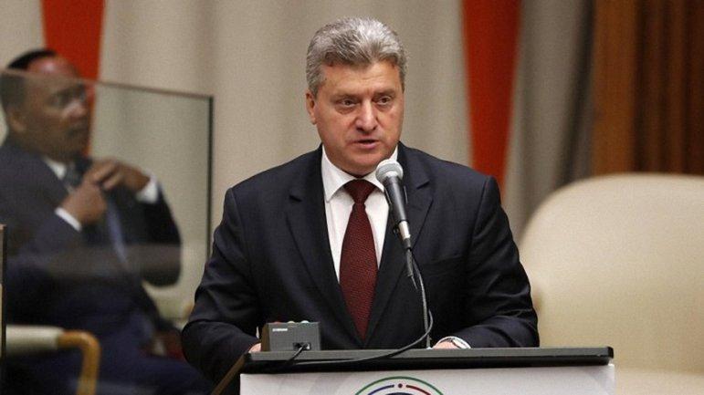Президент Македонии отказался переименовывать страну - фото 1