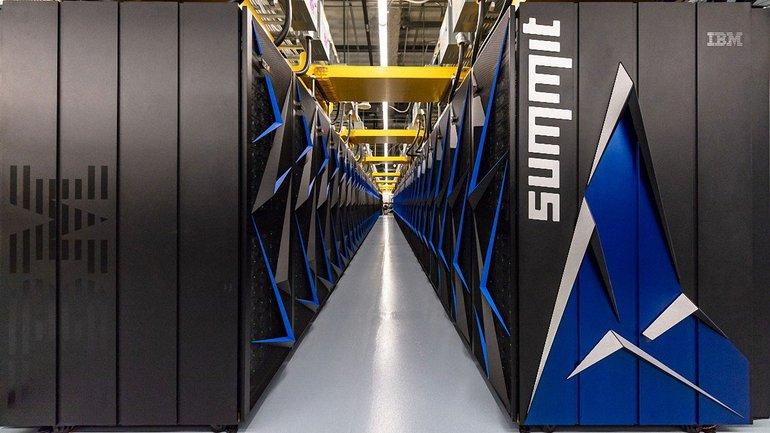 В США создали суперкомпьютер вдвое сильнее китайского - фото 1