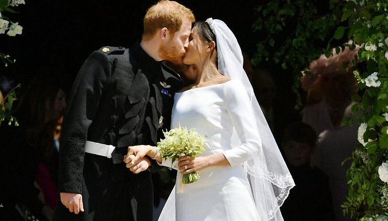 Меган Маркл и принц Гарри провели медовый месяц в Африке - фото 1
