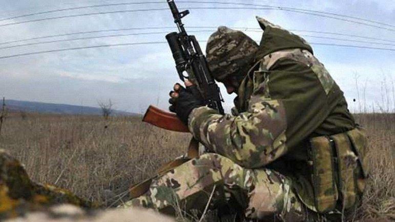 На Донбассе ликвидировали 12 боевиков - фото 1
