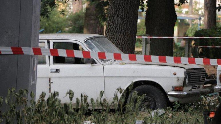 Взрыв машины в Киеве: владельцу авто объявили о подозрении в двух статьях - фото 1