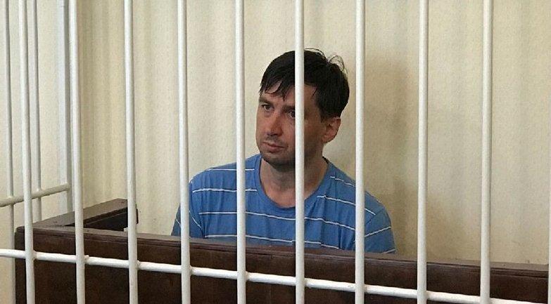 Сергей Михасюк - виновник ЧП в Киеве - фото 1