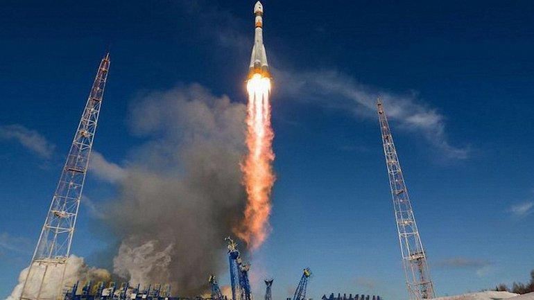 Запуск ракеты-носителя Союз-2.1б в России - фото 1
