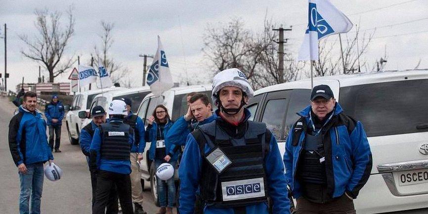 На Донбассе подконтрольные России боевики стреляли в сотрудников ОБСЕ, - фото 1