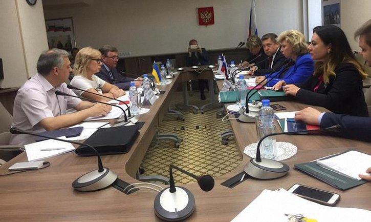 Омбудсмены РФ и Украины проводят встречу - фото 1