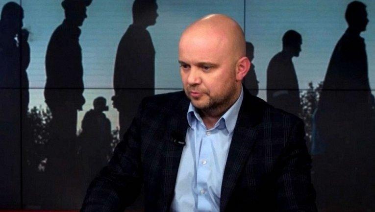 Тандит уволился с поста советника главы СБУ - фото 1