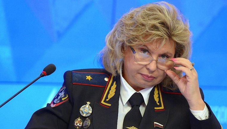 Денисовой отказали вовстрече судерживаемым в РФ украинцем Карпюком