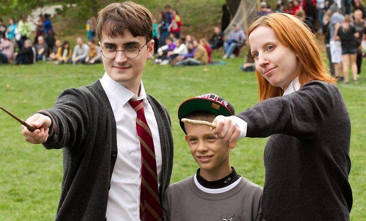 Фестивали по Гарри Поттеру теперь вне закона - фото 1