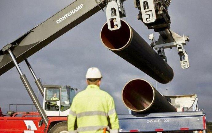 Германский инвестор объявил обугрозе американских санкций «Северному потоку-2»
