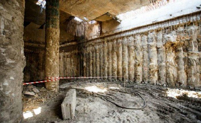 Подземный музей на Почтовой площади - фото 1