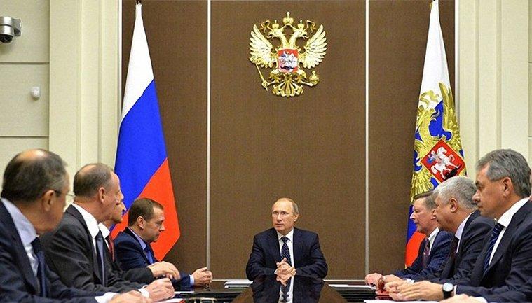 После телефонного разговора с Порошенко Путину захотелось поговорить о развитии РФ - фото 1