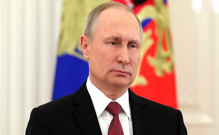 Владимир Путин опечален - фото 1