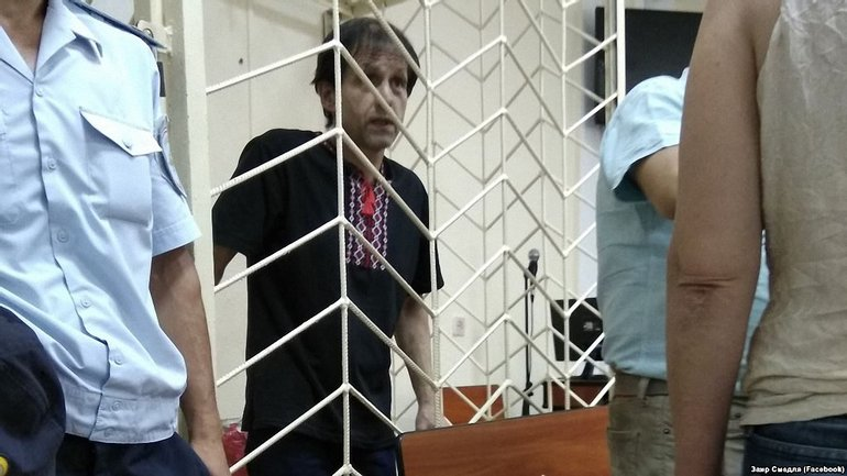 Владимир Балух голодает 97 дней - фото 1