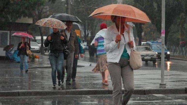 В Украине похолодание и дожди - фото 1
