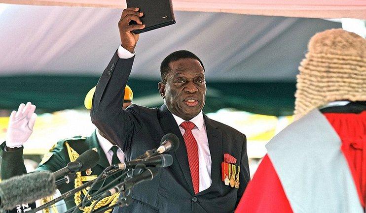 Во втором по величине городе Зимбабве (Булавайо) пытались убить президента Мнангагве - фото 1