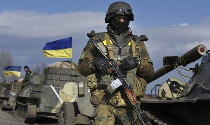 Украинские военные ведут активную оборону на Донбассе - фото 1