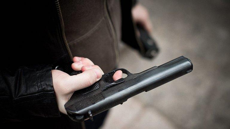 По детям стрелял помощник нардепа на общественных началах - фото 1