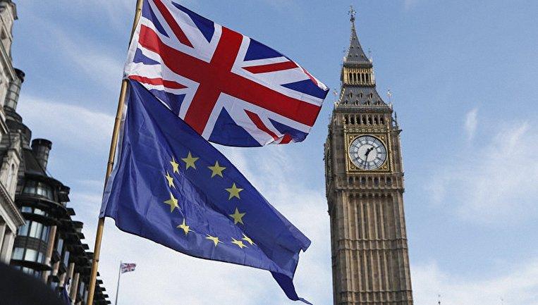 Законопроект о выходе Великобритании из ЕС получил одобрение королевы - фото 1