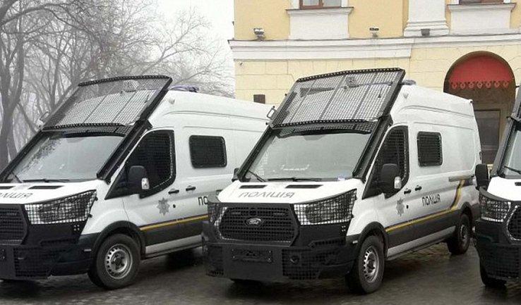 Нацполиция хочет потратить 16,5 млн грн на новые авто - фото 1