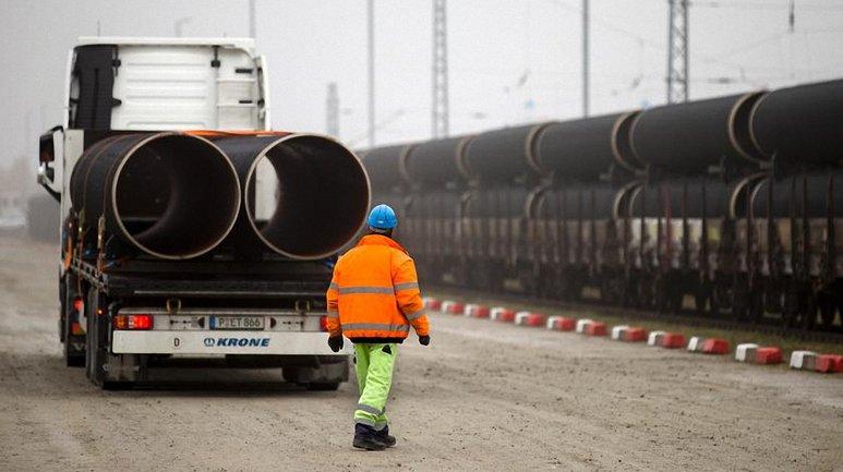 """Дания готова попытаться заблокировать """"Северный поток-2"""" - фото 1"""