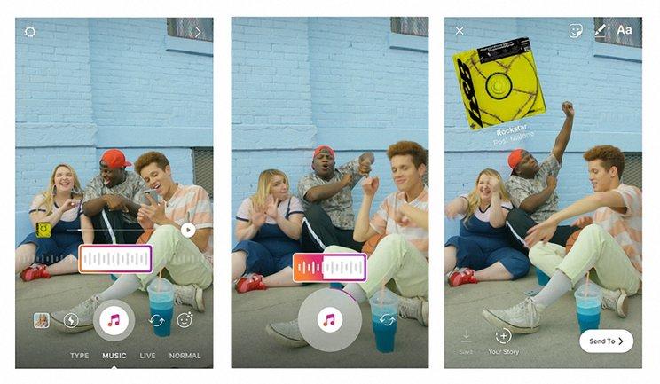 Instagram добавил новую функцию к Stories - фото 1