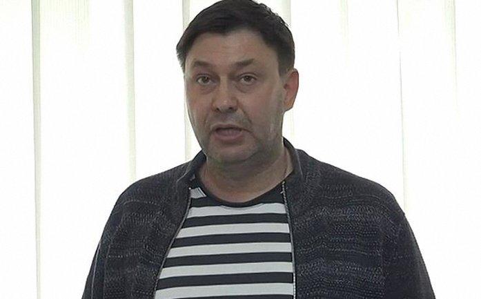 Кирилл Вышинский объявил себя гражданином РФ - фото 1