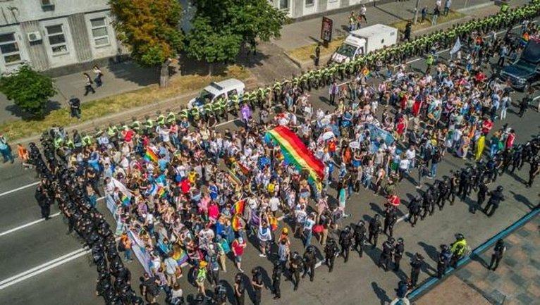 Омбудсмен обеспокоена возможным срывом гей-парада - фото 1