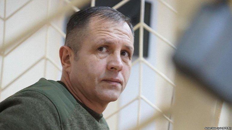 Владимир Балух продолжает свой протест, он потерял 30 кг веса. - фото 1