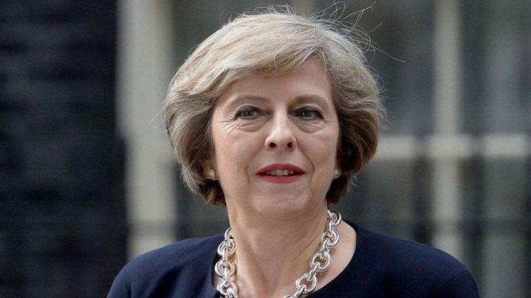 Тереза Мэй не видит возвращения РФ в G8
