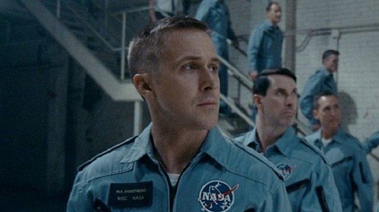 Райан Гослинг получил серьезную травму натренажере NASA