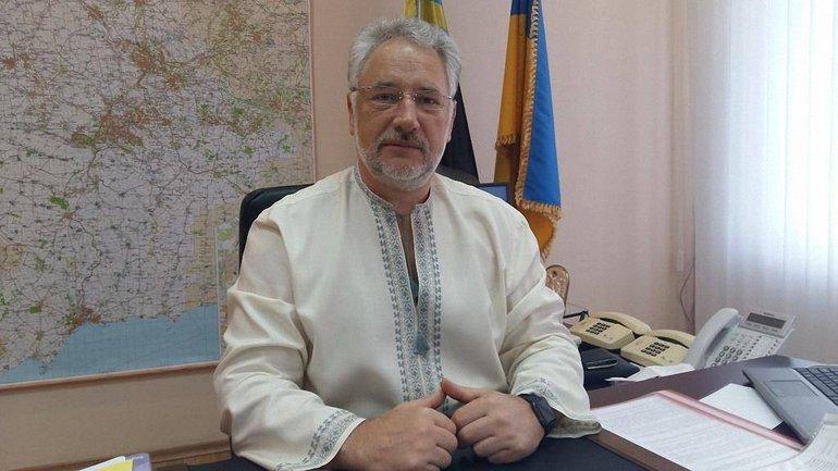 Кабмин согласился с отставкой Жебривского - фото 1