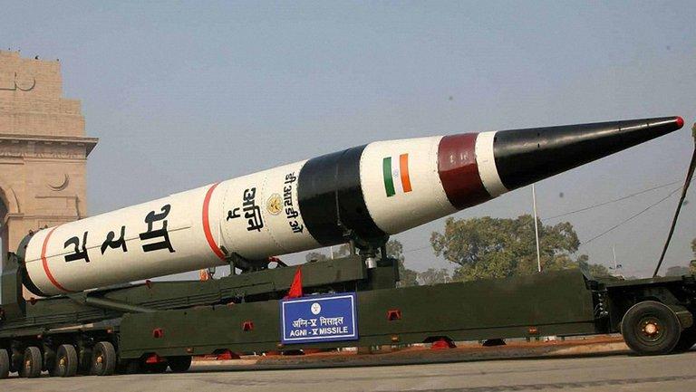 В Индии снова испытали  Агни-5 - фото 1