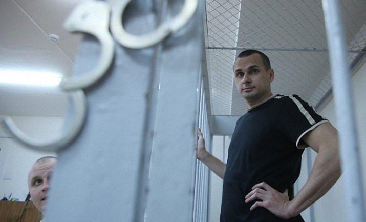 Сенцов начал голодовку 14 мая - фото 1
