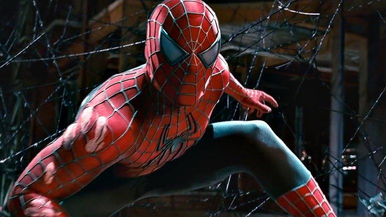 Человек-паук- трейлер нового мультфильма