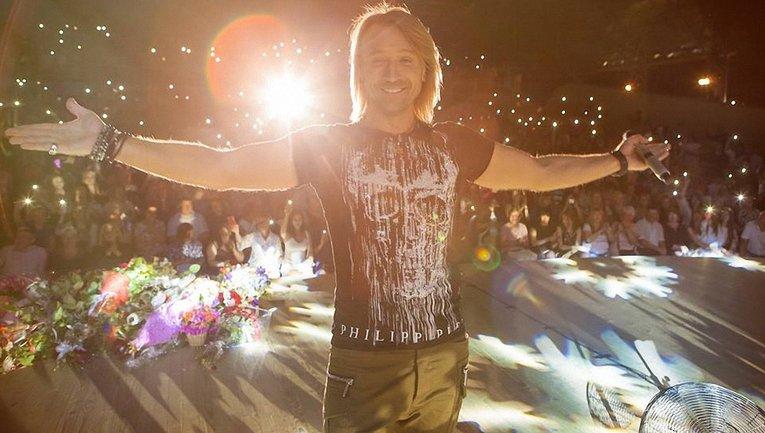 Олег Винник до глубины души поразил львовян на концерте - фото 1