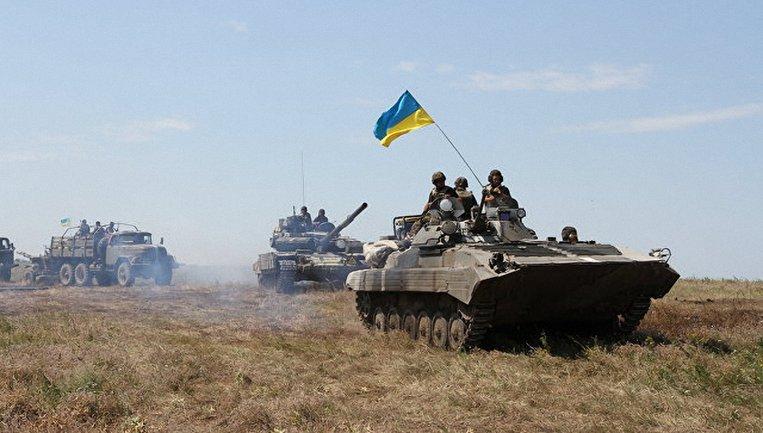 Украинские военные адекватно отвечали на огонь террористов - фото 1