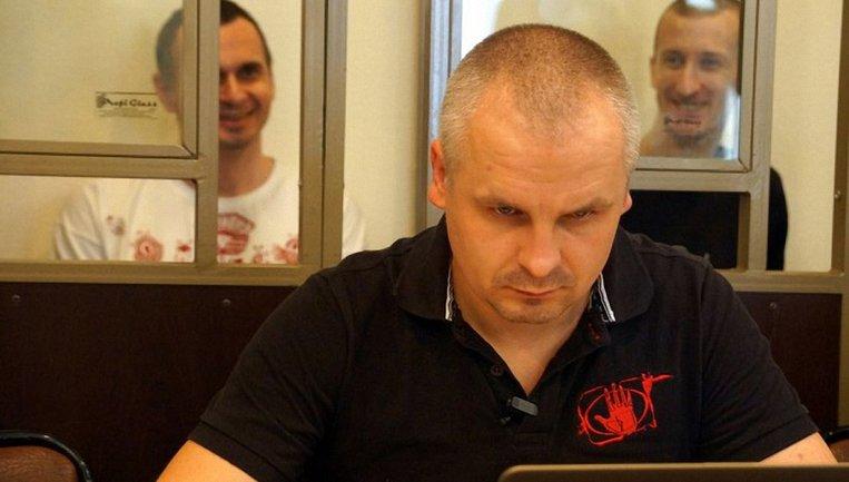 Как в России контролируют Сенцова и его питание - фото 1